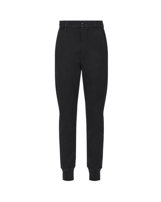 PAIGE | Black Baxter Jogger Jeans for Men | Lyst