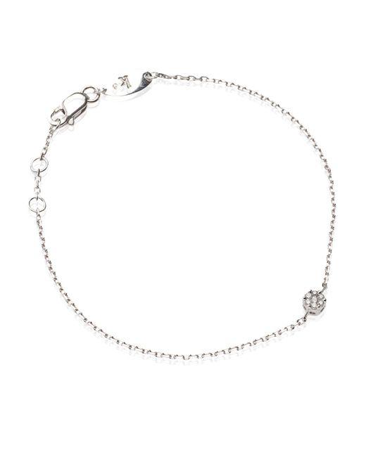 RedLine | Metallic Diamond Illusion Chain Bracelet | Lyst