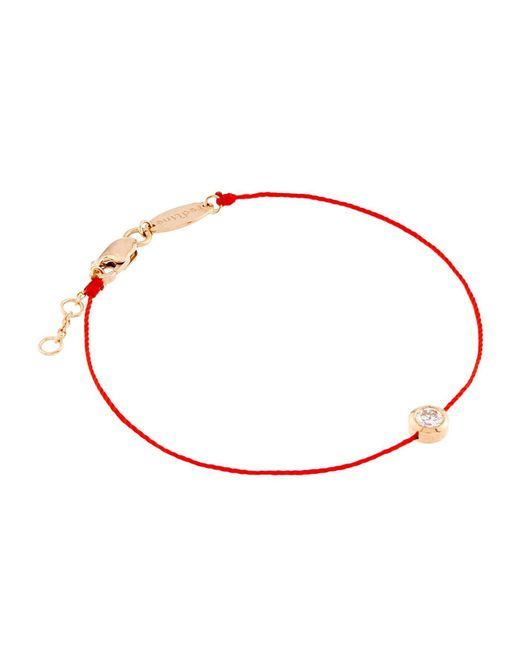 RedLine | Red So Pure Diamond Bracelet | Lyst