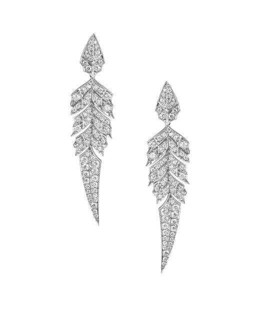 Stephen Webster | Metallic Magnipheasant Pavé Short Earrings | Lyst