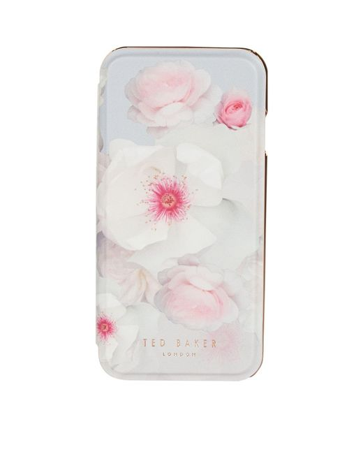 Ted Baker | Gray Shanna Chelsea Iphone 6/6s/7 Plusphone Case | Lyst