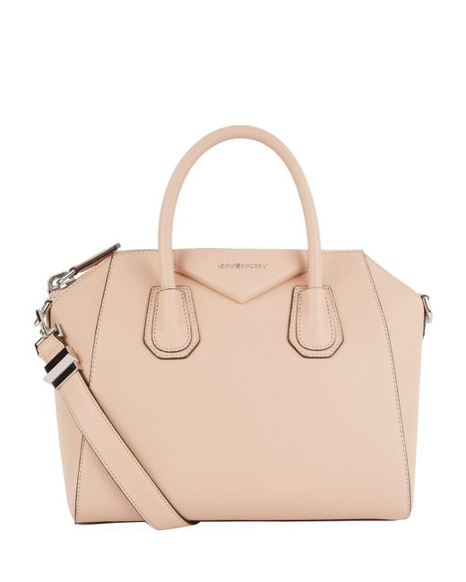 Lyst - Givenchy Small Antigona Tote Bag in Blue 2ee0d343c7