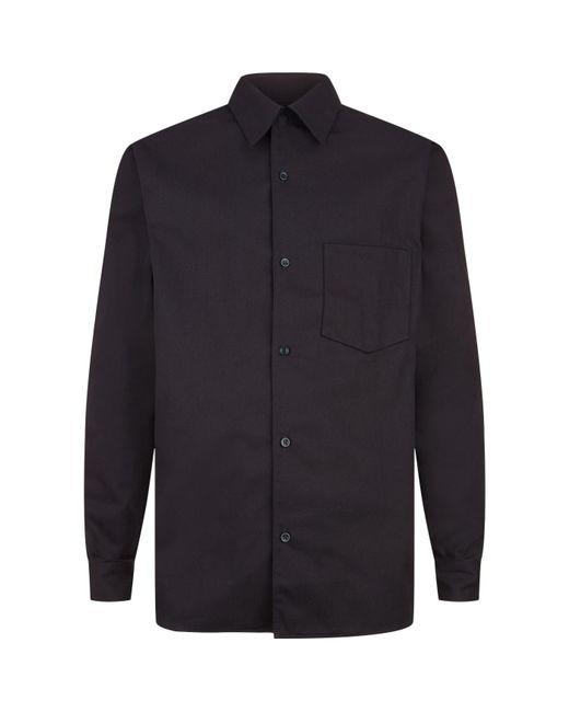 Acne   Blue Francisco Long Sleeved Shirt for Men   Lyst