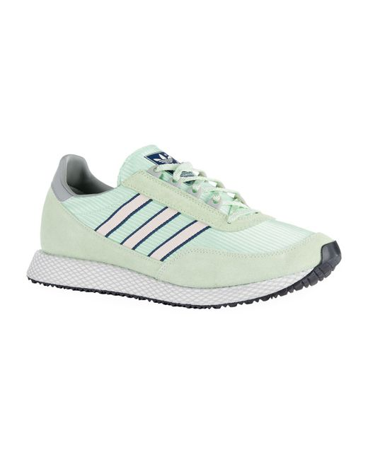 Adidas Originals - Pink Glenbuck Spzl Sneakers - Lyst