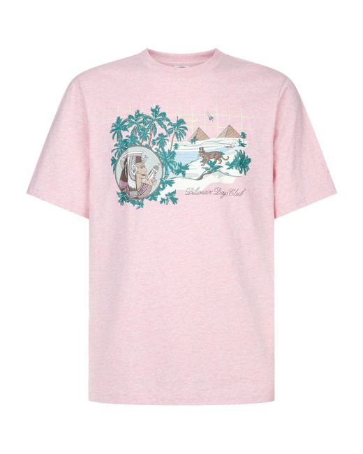 BBCICECREAM - Pink Egyptian Gaming T-shirt for Men - Lyst