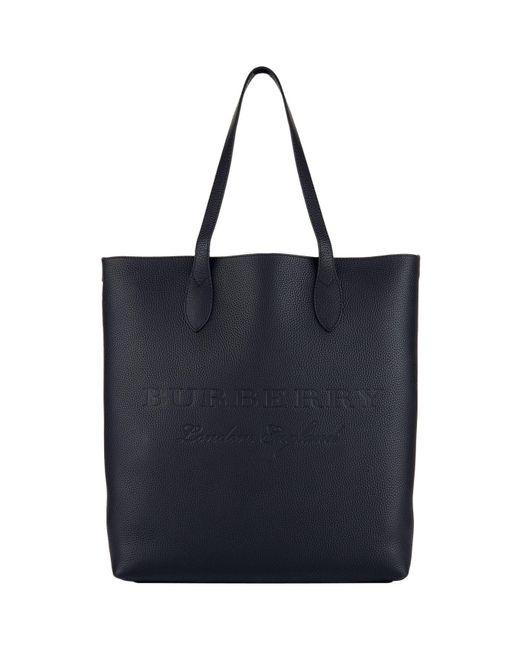 Burberry - Black Remington Tote Bag - Lyst