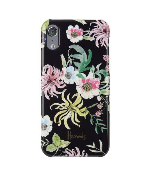 Harrods - Multicolor Floral Iphone X Case - Lyst