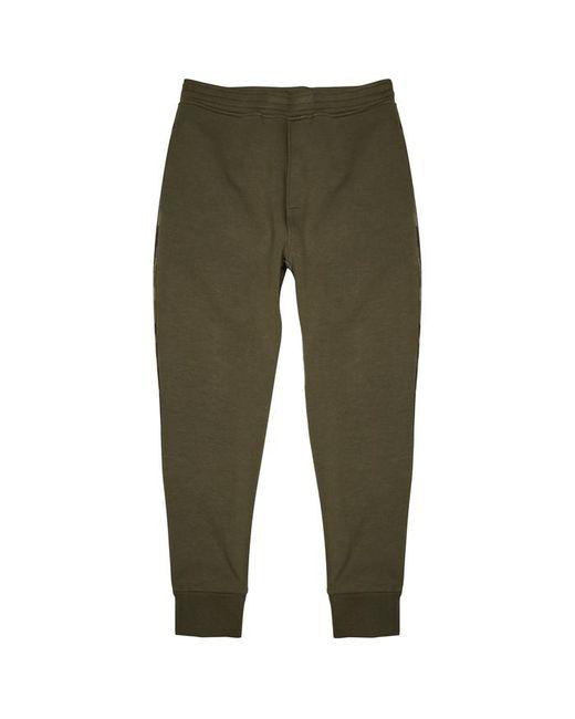 Neil Barrett - Green Camouflage-print Neoprene Jogging Trousers for Men - Lyst