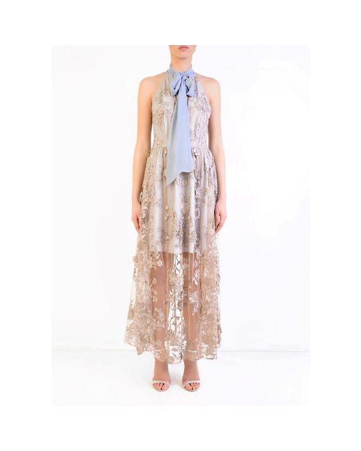 True Decadence   Multicolor Layered Dress   Lyst