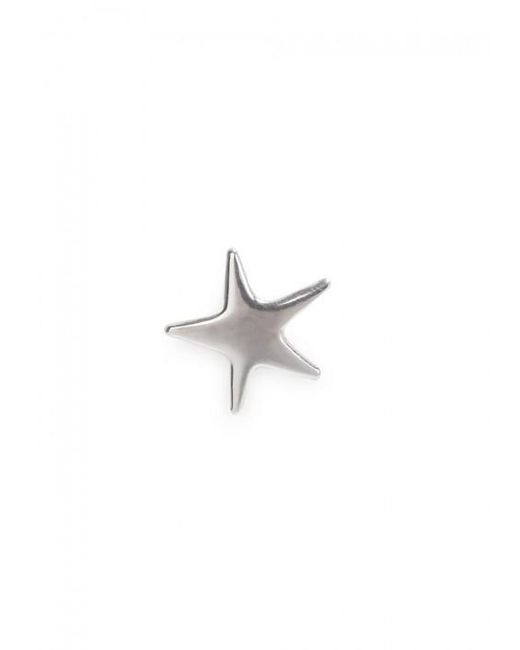 Catbird | Metallic Tiny Dancer Star Stud Earring | Lyst