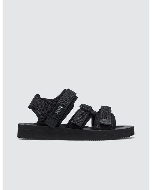 Suicoke - Black Kisee-vkn Sandals for Men - Lyst