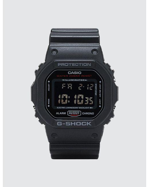 "G-Shock - Dw5600hr ""black & Red Series"" for Men - Lyst"