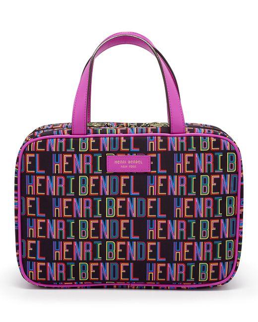 Henri Bendel - Purple Hb Steven Wilson Large Hanging Weekender Bag - Lyst