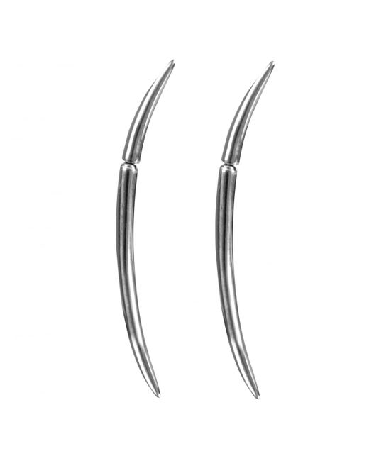 Shaun Leane   Metallic Quil Earring Size 2   Lyst