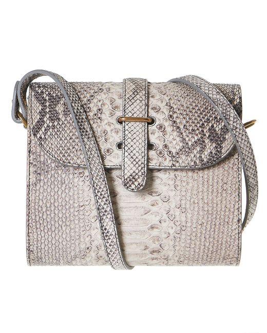 FAUSTINE PARIS Multicolor Snakeskin Shoulder Bag