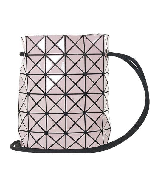 Issey Miyake - Pink Prism Shoulder Bag - Lyst