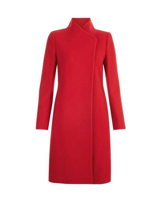 Hobbs - Red Romy Coat - Lyst
