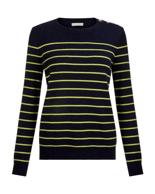 Hobbs | Blue Sienna Sweater | Lyst