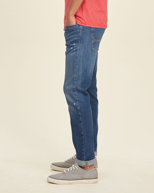 hollister dark jeans for men - photo #26