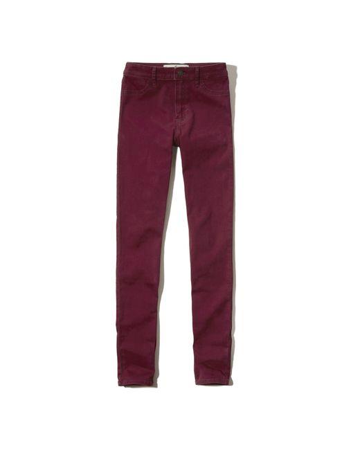 hollister school pants - photo #35