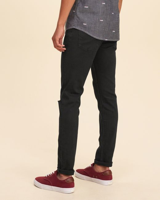hollister dark jeans for men - photo #28