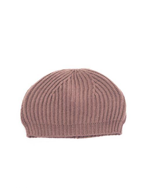 Rick Owens - Multicolor Knit Hat In Raisin - Lyst