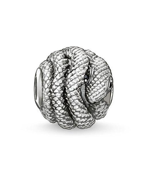Thomas Sabo - Metallic Karma Bead Snake - Lyst