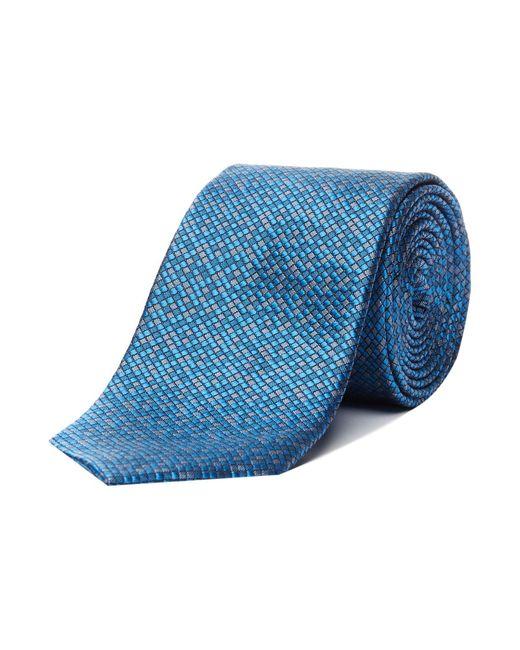 Richard James - Blue Mosaic Silk Tie for Men - Lyst