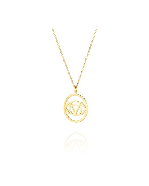 Daisy London - Metallic Brow Chakra Necklace - Lyst
