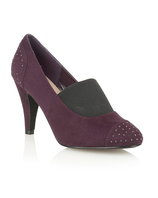 Lotus   Purple Llorona Court Shoes   Lyst
