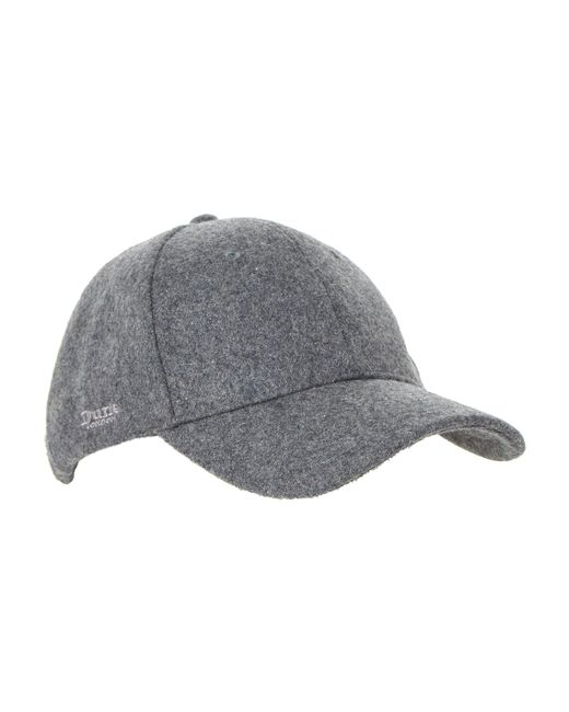 Dune | Gray Noxx Melton Embroidery Cap for Men | Lyst