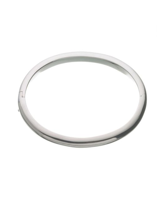 Links of London | Metallic Classic Oval Bangle | Lyst