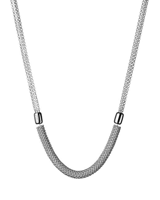 Links of London | Metallic Effervescence Star Necklace | Lyst