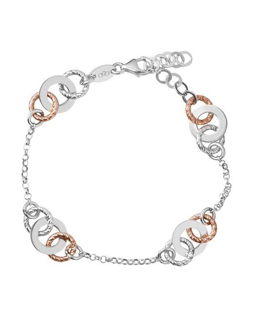 Links of London   Metallic Aurora Link Bracelet   Lyst
