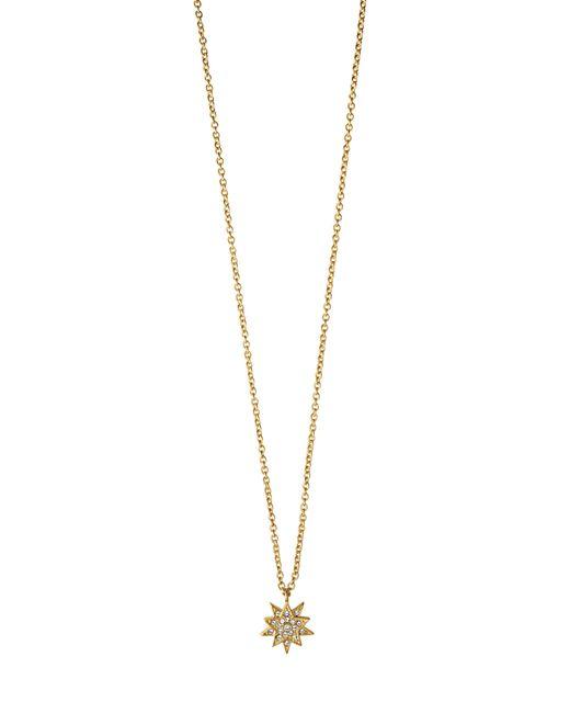 Dyrberg/Kern   Metallic Starly Necklace   Lyst