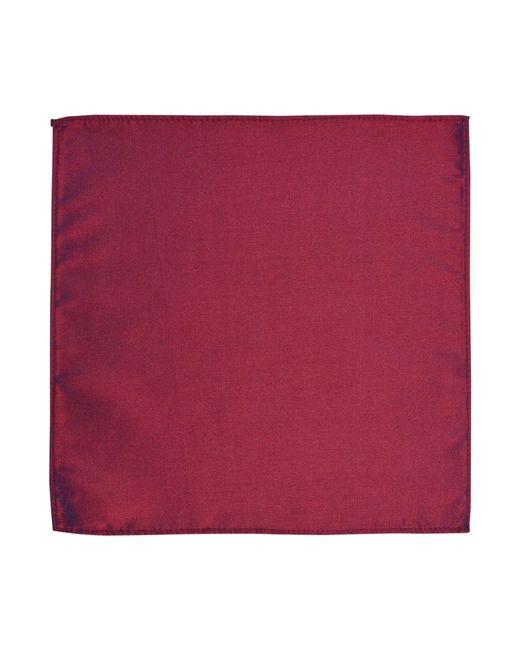 Label Lab   Red Depp Tonic Pocket Square for Men   Lyst