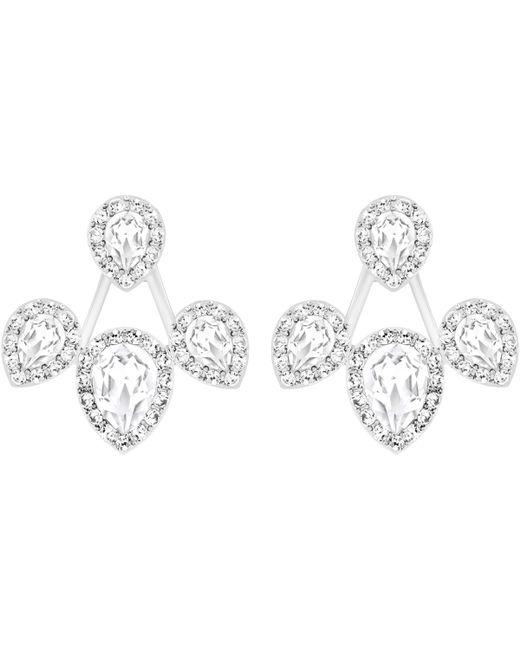Swarovski | Metallic Christie Earring Jackets | Lyst