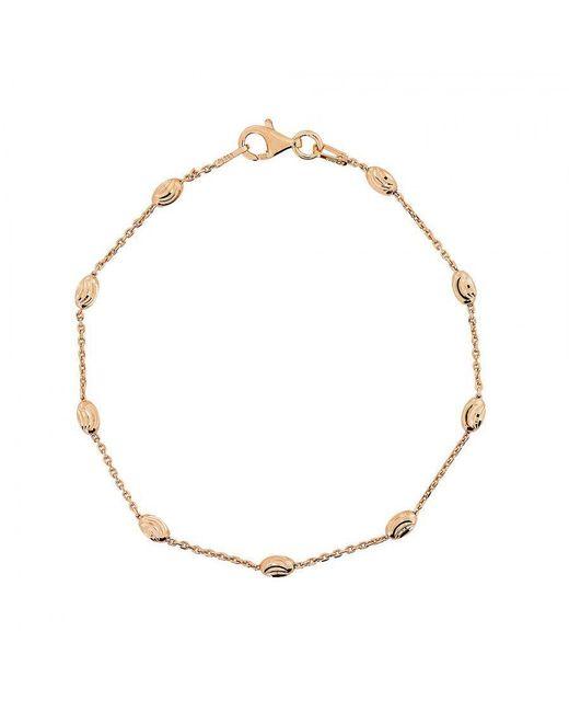 Azendi   Metallic Rose Vermeil Ovals Bracelet   Lyst