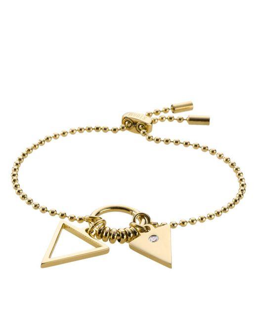 Storm | Metallic Rohaise Bracelet Gold | Lyst
