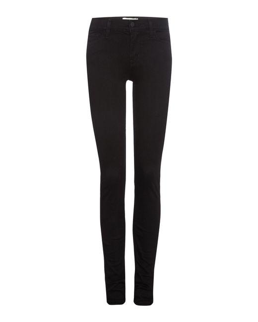 Levi's - Black Innovation Super Skinny Jean In Night - Lyst