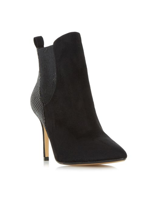 Dune - Black Ossana Point Formal Boots - Lyst