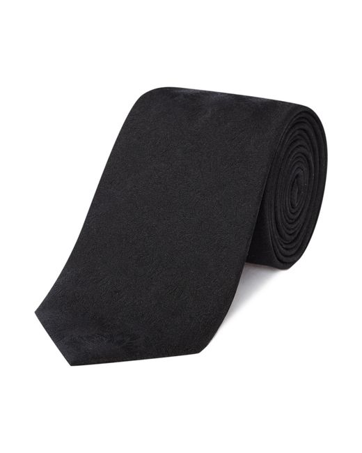 Richard James | Black Daisy Tie for Men | Lyst