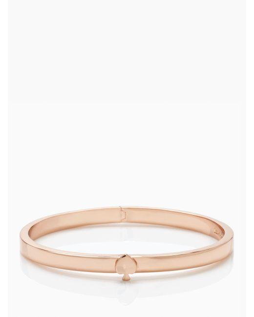 Kate Spade | Metallic Wbru6206717 Ladies Bracelet | Lyst