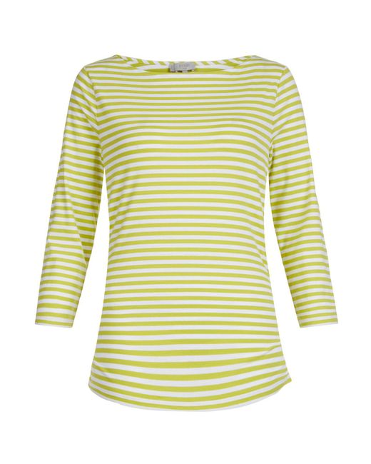 Hobbs - Green Rebecca Ruched Top - Lyst