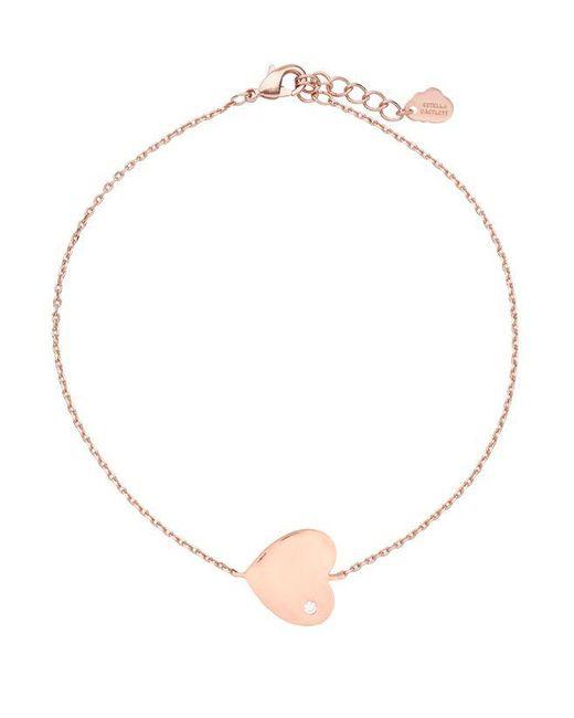 Estella Bartlett | Metallic Eb1371c Heart Bracelet | Lyst