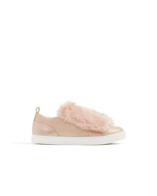 ALDO - Pink Athelina Trainers - Lyst