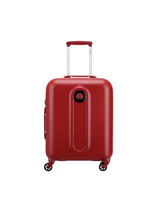 Delsey - Helium Classic 55cm Red Cabin Suitcase for Men - Lyst
