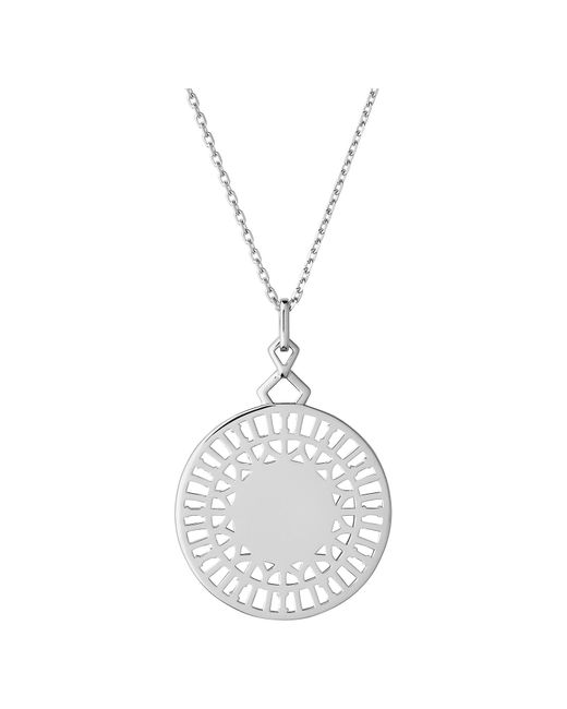Links of London | Metallic Timeless Sterling Silver Necklace | Lyst