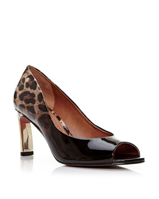Moda In Pelle | Brown Camdoni Court Shoes | Lyst