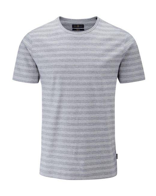 Henri Lloyd | Gray Bayton Regular T-shirt for Men | Lyst